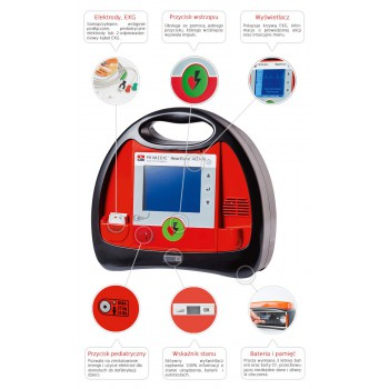 Primedic HeartSave AED-M / AED-M AkuPak