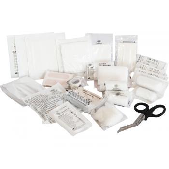 Wyposażenie apteczki DIN 13157