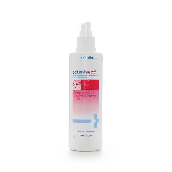 OCTENISEPT środek do dezynfekcji na rany błonę śluzową i skórę- spray