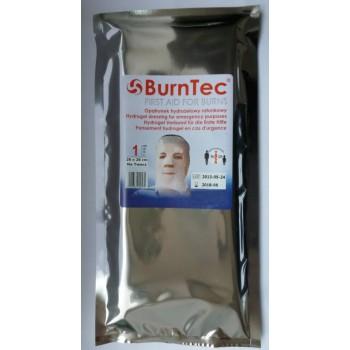 Opatrunek hydrożelowy na twarz BurnTec