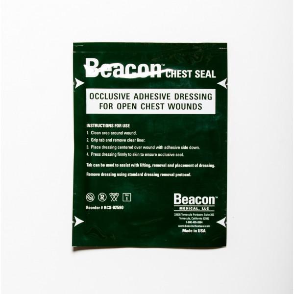Opatrunek okluzyjny na rany klatki piersiowej Beacon