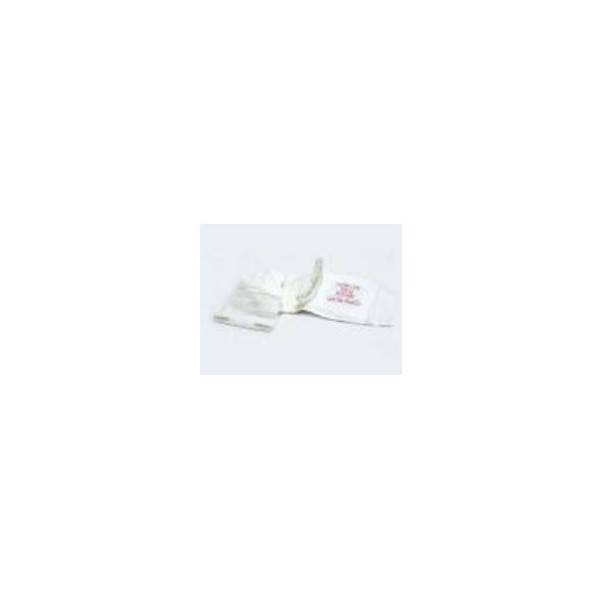 Bandaż ratowniczy, osobisty biały 10cmx4,5m z podściółką