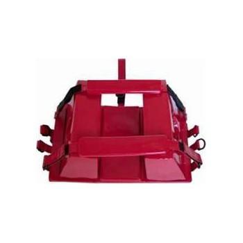 Stabilizator głowy klockowy, czerwony