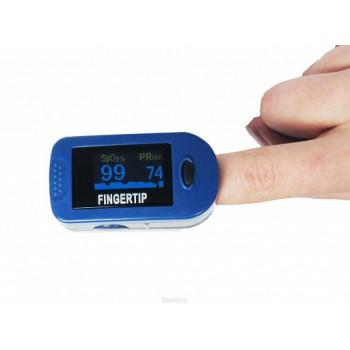 Pulsoksymetr MD 300-D w formie klipsa na palec