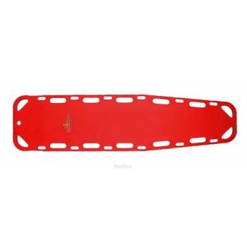 Deska ortopedyczna Ultra Vue 18' - czerwona
